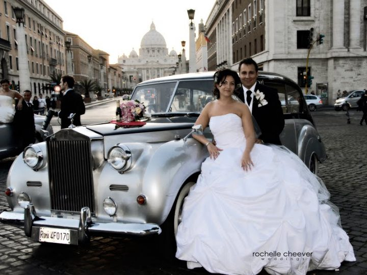 Weddings In The Eternal City
