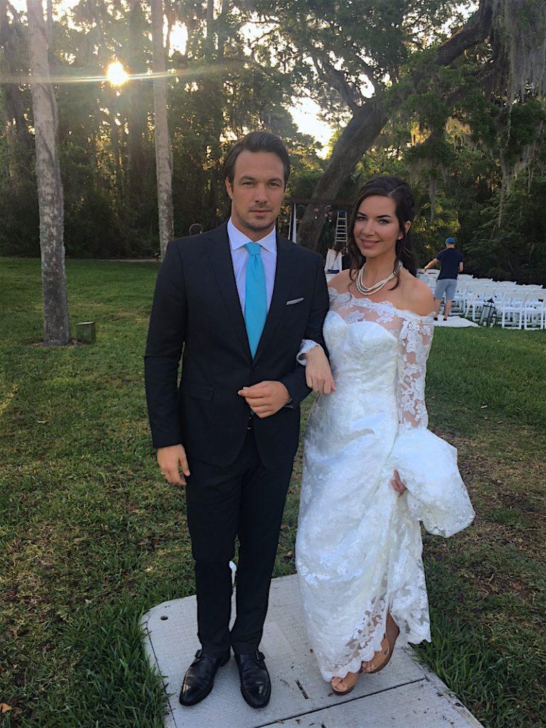 destination wedding in florida @Pennysadler.com