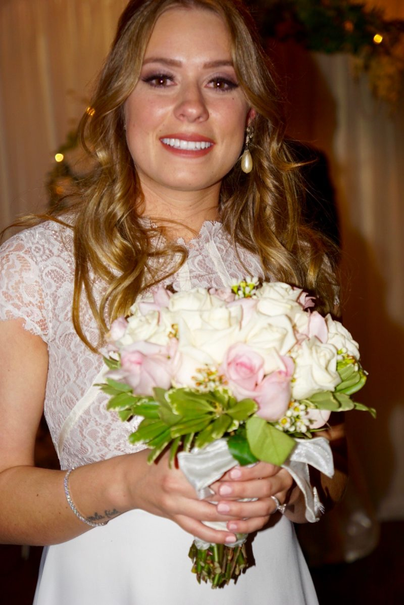 wedding makeup by Penny sadler
